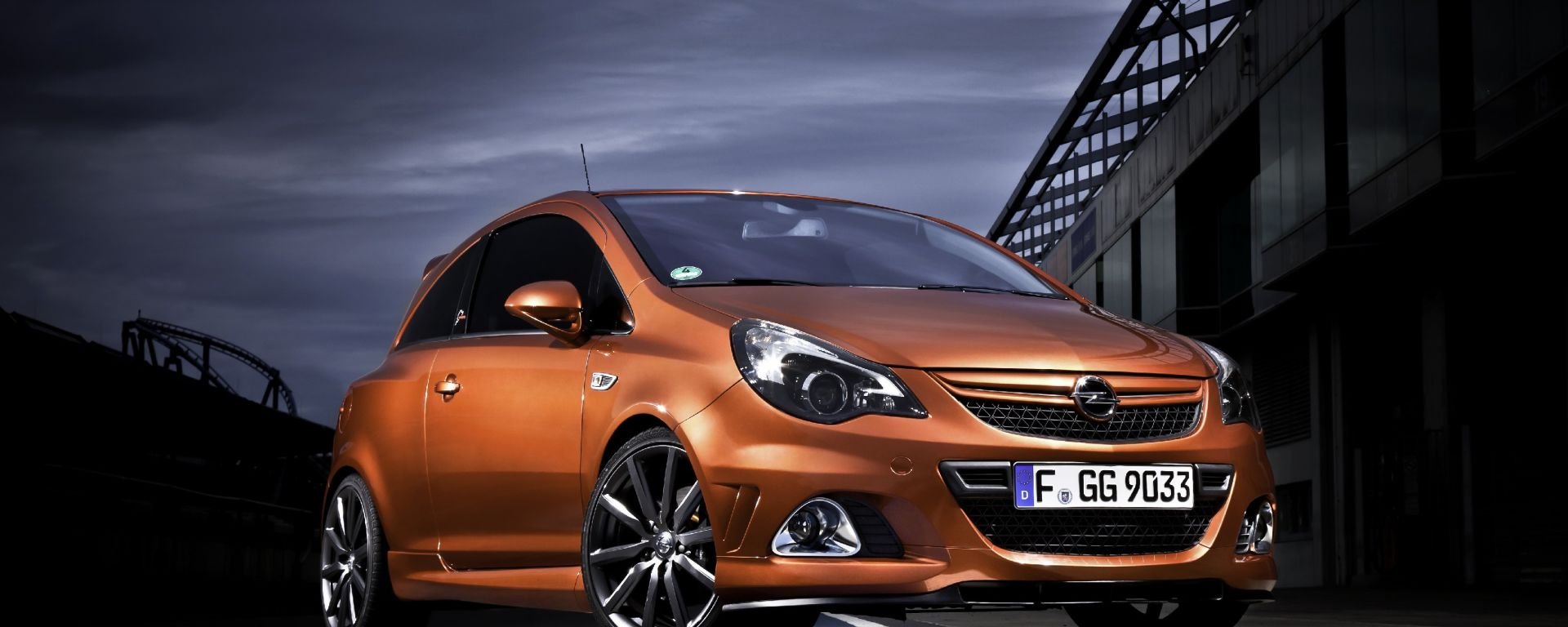 anteprima opel corsa opc n rburgring edition la nuova. Black Bedroom Furniture Sets. Home Design Ideas