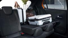 Opel Corsa Ultimate 2021: interni, abitacolo posteriore e bagagliaio
