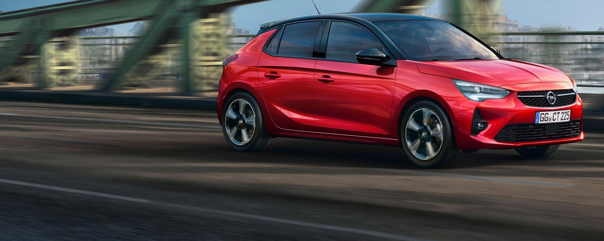 Opel Corsa Ultimate 2021