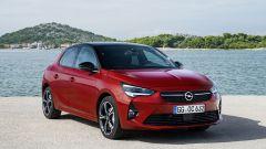 Opel Corsa Ultimate è la versione più ricca della compatta tedesca
