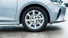 Opel Corsa vista cerchio