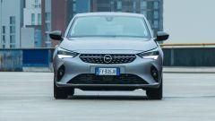 Opel Corsa vista frontale statica