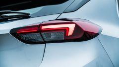 Opel Corsa vista luce posteriore