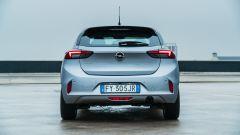Opel Corsa vista posteriore statica