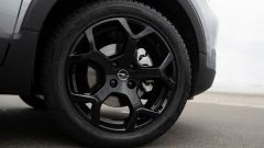 Opel Crossland 2021: i cerchi in lega leggera