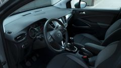 Opel Crossland X 2019: gli interni