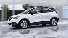 Opel Crossland X al Salone di Ginevra 2017