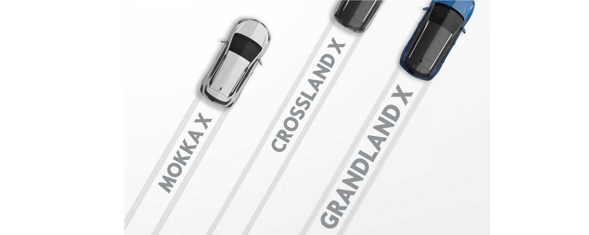 Opel Crossland X e Grandland X: le due nuove suv arriveranno nel corso del 2017