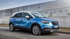 Nuova Opel Crossland X GPL Tech. Caratteristiche, prezzi, consumi