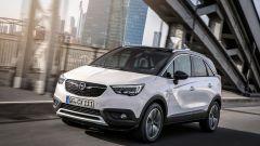 Opel Crossland X: i motori a benzina e a gasolio sono forniti da Peugeot