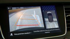 Opel Crossland X: il Park and Go Pack costa 600 Euro e include la telecamera a 360°