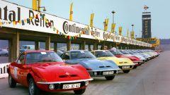 Opel Design: 50 anni in 100 foto - Immagine: 84