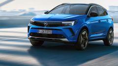 Nuova Opel Grandland restyling 2021: come cambia e quando esce