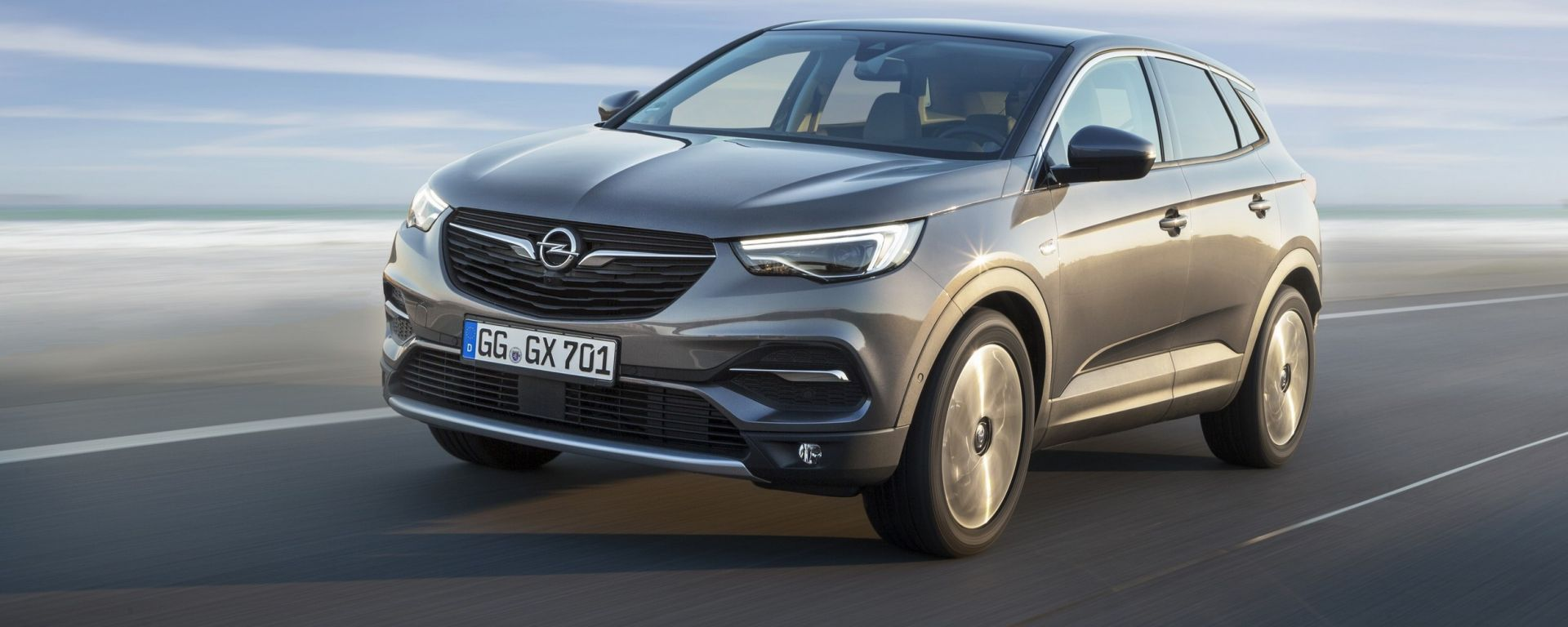 Opel Grandland X 1.5 diesel
