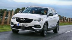Opel Grandland X 2.0 Diesel Ultimate, 177 cavalli di potenza e comfort di livello