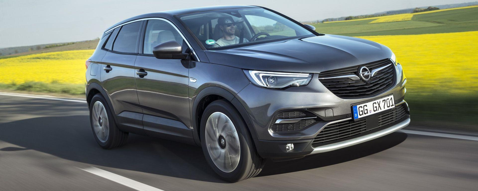 Nuova Opel Grandland X 2020, quale versione scegliere?