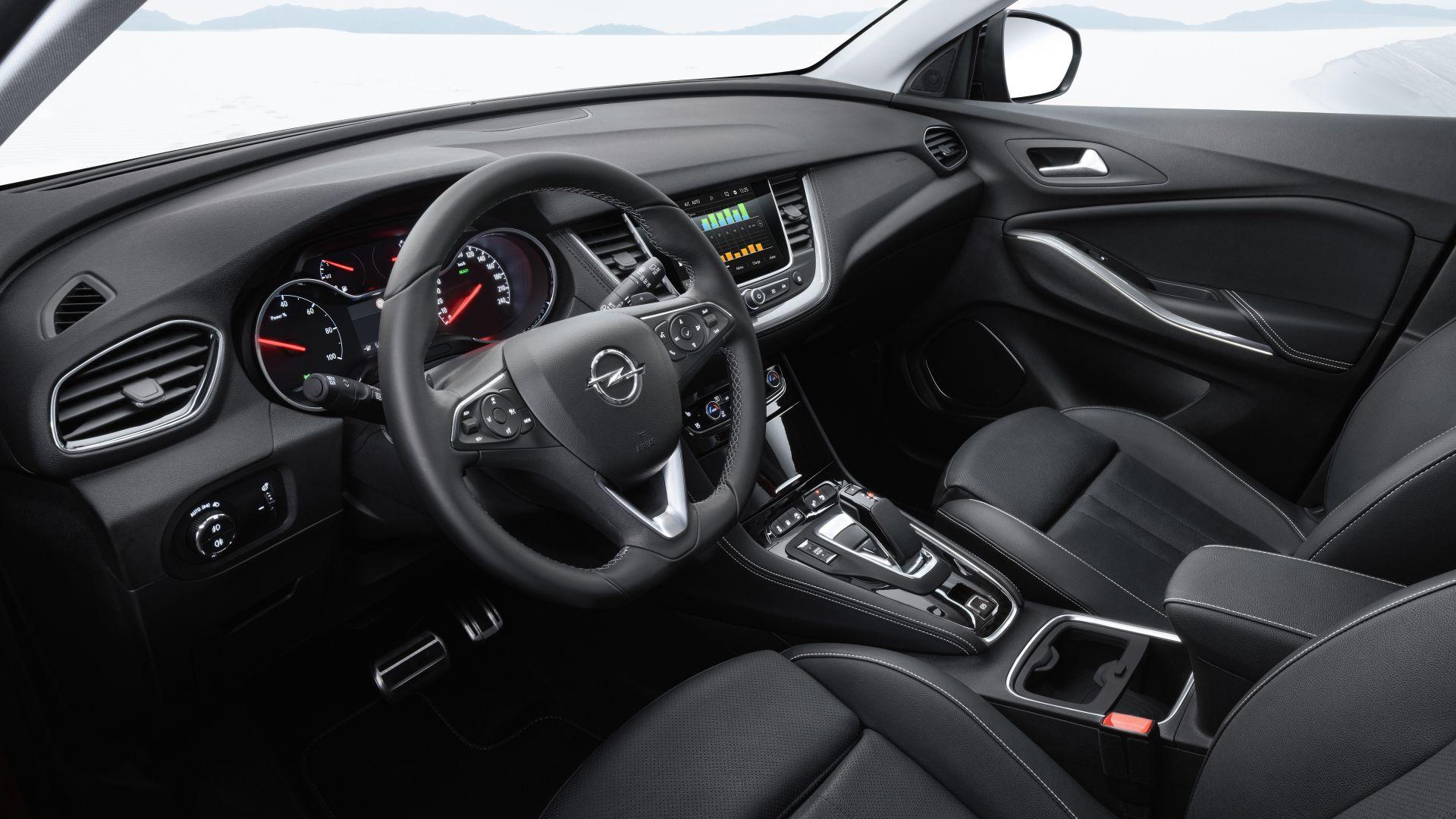 Opel Grandland X 2021, nuovi allestimenti; Design Line ...