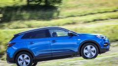 Opel Grandland X: condivide la base meccanica con la Peugeot 3008