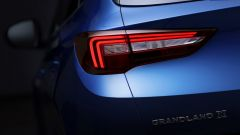 Opel Grandland X: dettaglio dei fanali posteriori