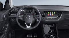 Opel Grandland X, gli interni