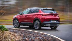Opel Grandland X Hybrid4, plug-in impasto integrale. La prova - Immagine: 20