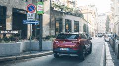 Opel Grandland X Hybrid4 è amica delle ZTL