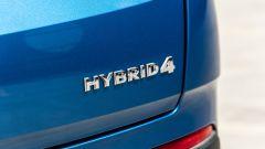 Opel Grandland X Hybrid4: il badge Hybrid4