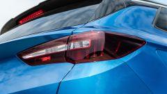 Opel Grandland X Hybrid4: luci posteriori