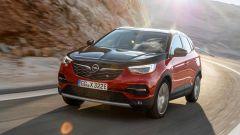 Opel Grandland X Hybrid4, prima Opel ibrida plug-in