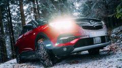 Opel Grandland X Hybrid4, trazione elettrica integrale