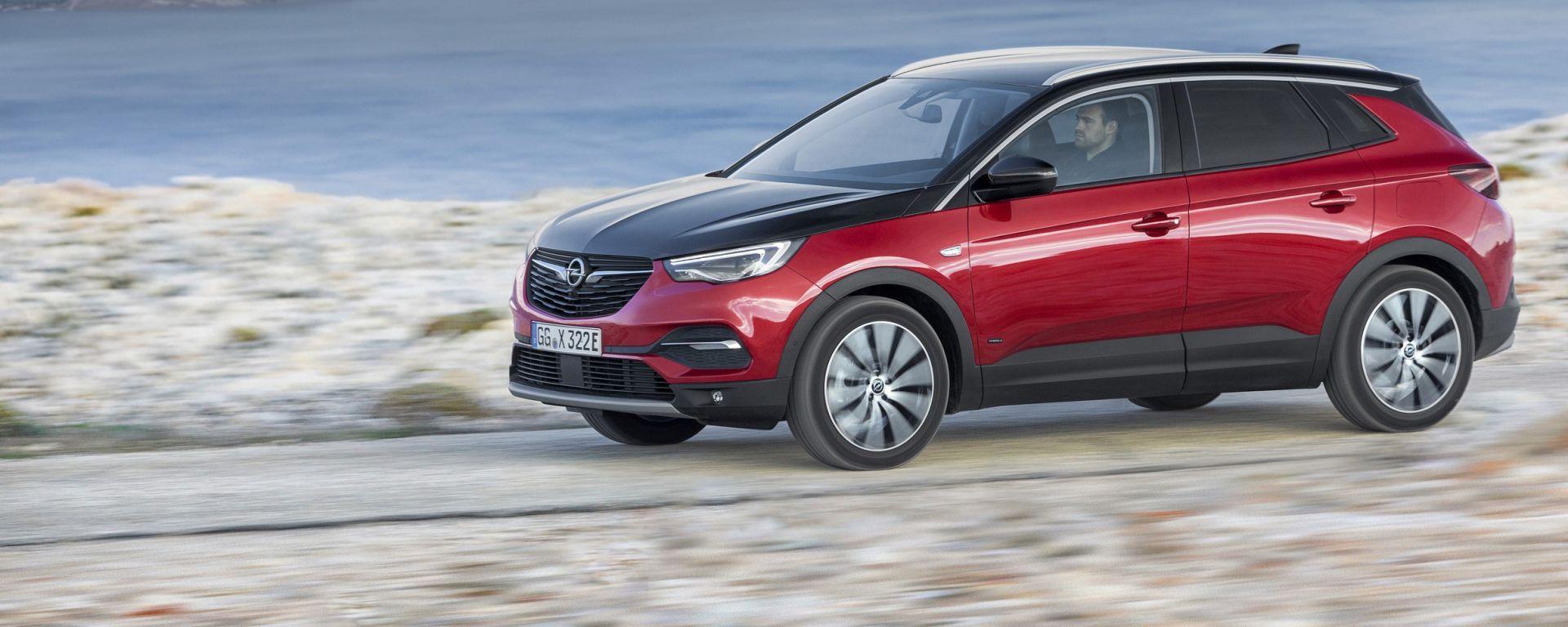 """Risultato immagini per Opel Grandland X ibrida"""""""