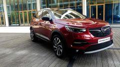 Opel Grandland X: ecco com'è dal vivo il nuovo SUV compatto - Immagine: 1