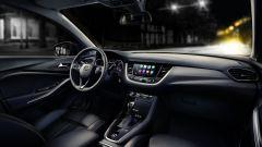 Opel Grandland X: la plancia