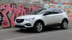 Opel Grandland X la prova: al volante della B-Color 1.6 120 cv