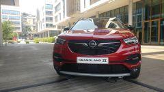 Opel Grandland X: ecco com'è dal vivo il nuovo SUV compatto - Immagine: 3
