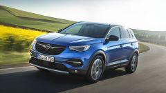 Opel Grandland X: ecco com'è dal vivo il nuovo SUV compatto - Immagine: 7