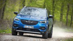 Opel Grandland X: ecco com'è dal vivo il nuovo SUV compatto - Immagine: 8