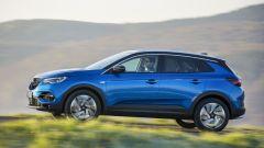 Opel Grandland X: ecco com'è dal vivo il nuovo SUV compatto - Immagine: 9