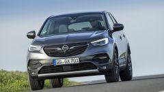 Opel Grandland X: ecco com'è dal vivo il nuovo SUV compatto - Immagine: 16