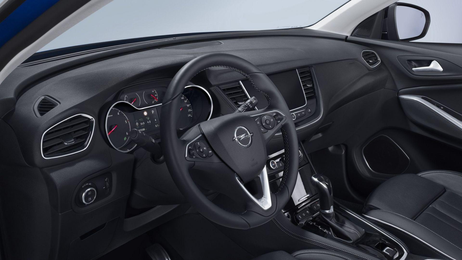 Opel Grandland X Stile Interni Prezzo E Motori Motorbox