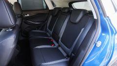 Opel Grandland X: tanto spazio anche per chi siede dietro