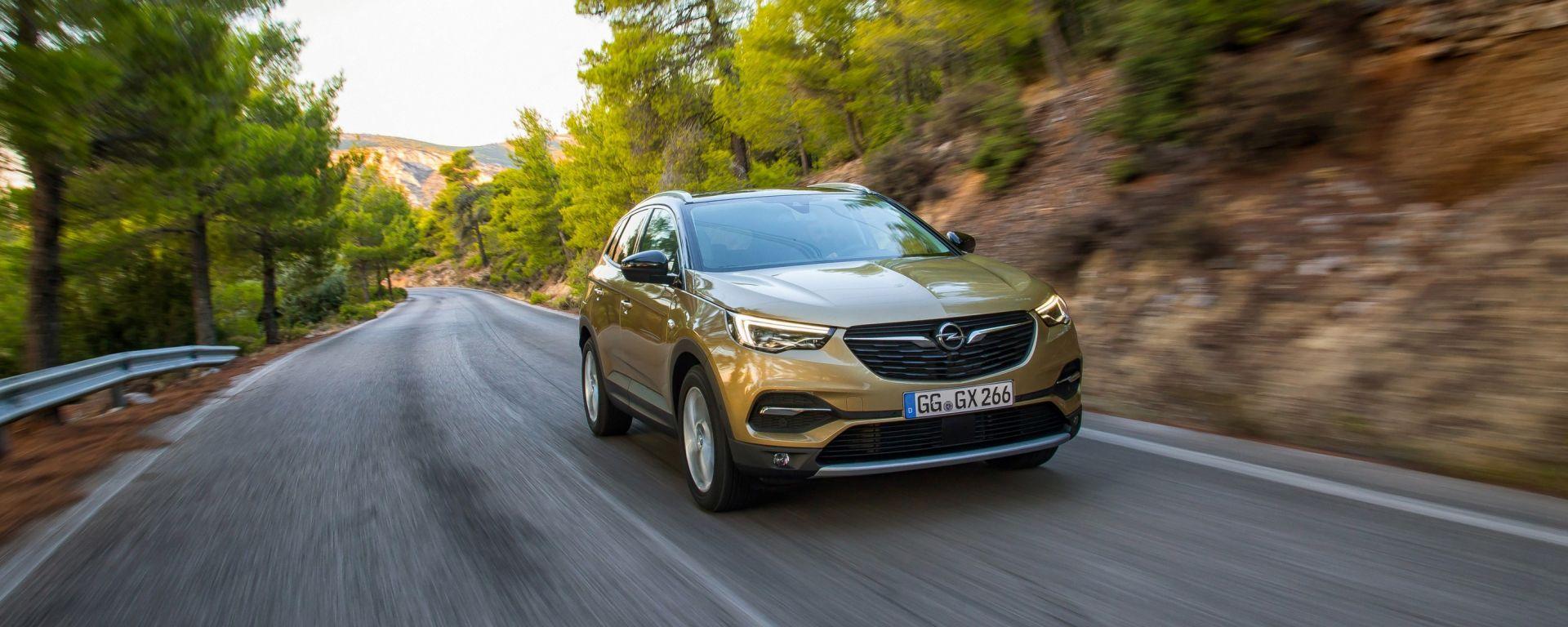 Opel Grandland X Ultimate: il nuovo allestimento premium