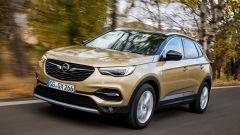 Opel Grandland X Ultimate: pianale condiviso con Peugeot 3008