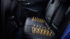 Opel Grandland X Ultimate: sedili