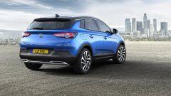 Opel Grandland X: vista 3/4 posteriore