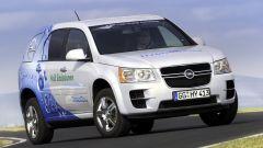 Opel HydroGen4: l'elettrico attraverso l'idrogeno
