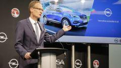Opel, il Ceo Michael Lohscheller