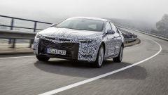 Opel Inisignia: il debutto è previsto in occasione del Salone di Ginevra 2017