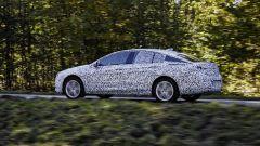 Opel Inisignia: la lunghezza aumenterà di circa 11 cm