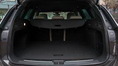 Opel Insignia 2.0 CDTI Ultimate: bagagliaio con sedili in uso